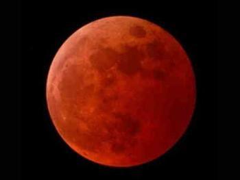 Las cuatro lunas de sangre
