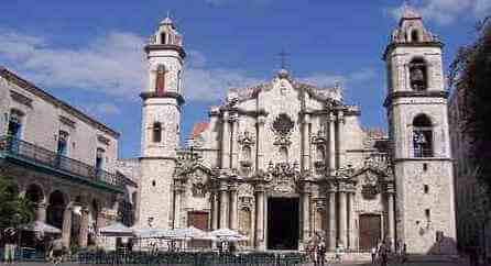 Iglesia catolica en cuba