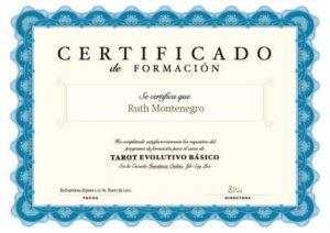 Diploma de Tarot
