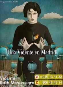 vidente en Madrid