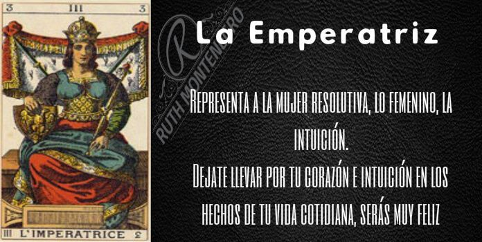 Arcano la Emperatriz