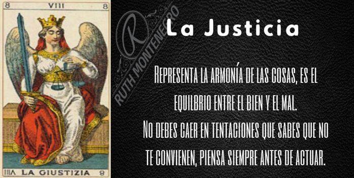 Arcano la Justicia