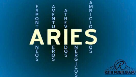 Cómo son los Aries