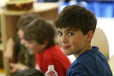 El niño que sabía de videncia