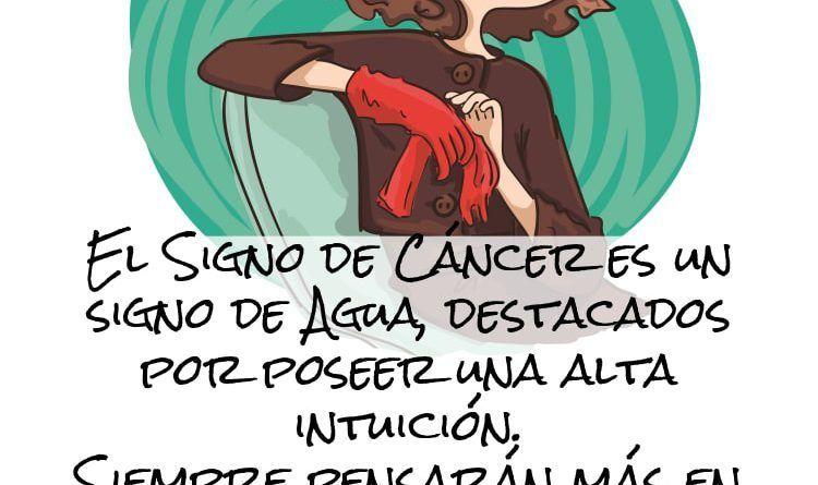 Positivo/Negativo del Signo Cáncer