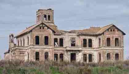 Casas encantadas en España: Cortijo Jurado