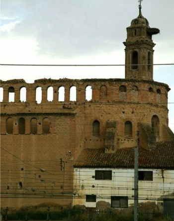 Convento encantado de Caspe