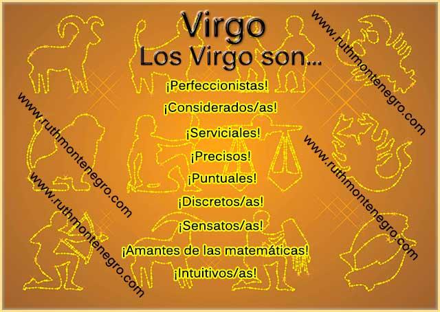 Caracteristicas positivas negativas signo virgo