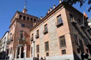 Casa de las 7 chimeneas Madrid