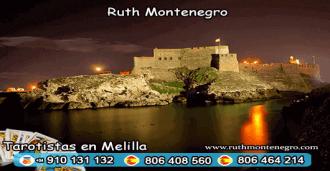 Tarotistas en Melilla con Ruth montenegro
