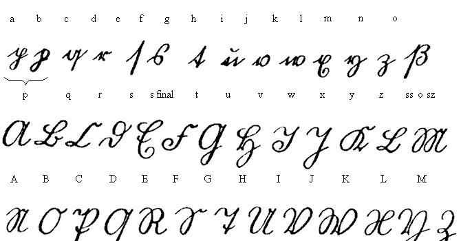 soñar con alfabeto con Ruth Montenegro