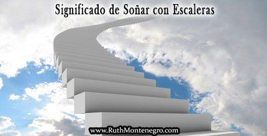 Significado de Soñar con Escaleras