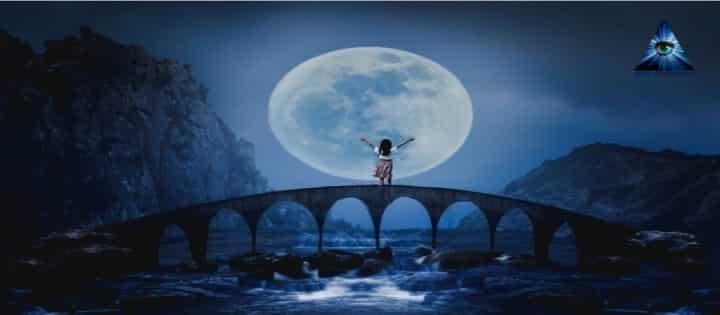 El poder de la luna llena