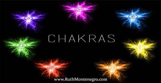 Chakras Chacras Ruth Montenegro