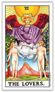 tarot femenino del amor