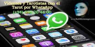 Tarot por WhatsApp