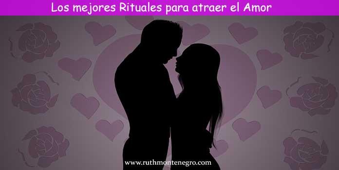 Mejores Rituales para atraer el Amor