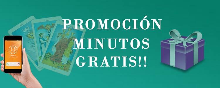 promoción minutos gratis