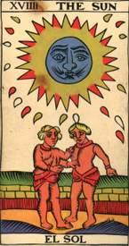 Arcano el Sol