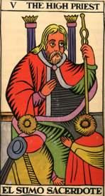 Arcano el Sumo sacerdote