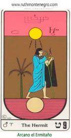 9-arcano-tarot-egipcio-el-ermitano-ruth-montenegro